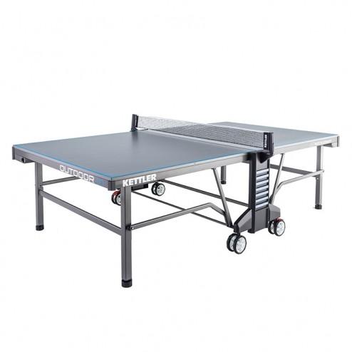 La table de ping-pong d'extérieur la plus vendue en Suisse, avec garantie suisse.
