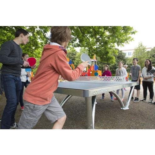 Tennis de table Cours Sport scolaire