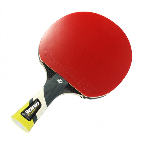 Raquette ping pong EXCELL 3000 carbon