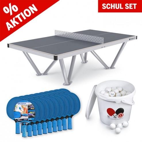 Table de ping-pong d'extérieur pour écoles et parcs