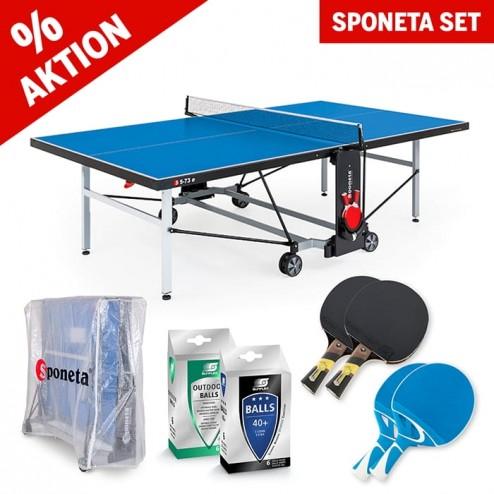 Set de table de tennis de table Sponeta