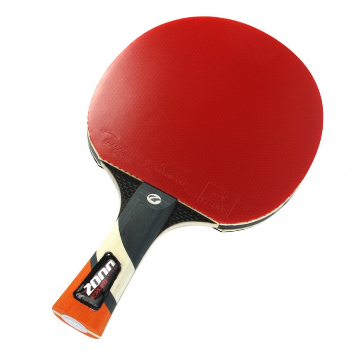 Raquette ping pong excell 2000 carbon - Revetement de raquette de tennis de table ...
