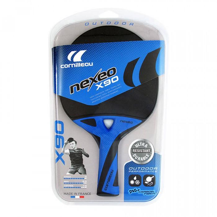 Cornilleau raquettes de ping pong nexeo 90 carbon - Choisir sa raquette de tennis de table ...