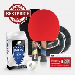 Set de raquettes ping-pong Excell