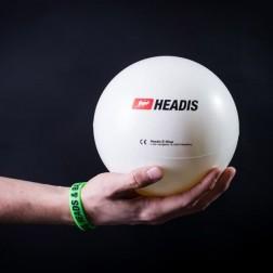 La balle officielle de Headis