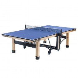Cornilleau Table Ping Pong Competition 850 Wood ITTF bleu