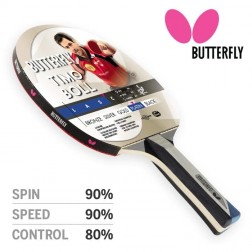 Raquette ping pong Butterfly TIMO BOLL PLATIN