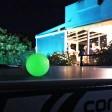 24 balles de ping-pong (fluorescentes)