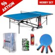 Kit leisure de tennis de table