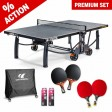 Kit premium table de ping-pong