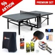 Table de ping-pong Premium Set