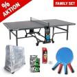 Kit familial de tennis de table Outdoor Ready to play