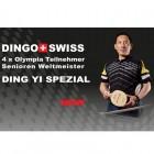 Tischtennis Coach Ding Yi - Privat Lektion mit Weltmeister