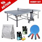 Kit leisure de tennis de table avec KETTLER 10 bleu