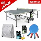 Kit leisure de tennis de table avec KETTLER 10 vert