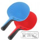 Cornilleau Softbat Raquettes d'extérieur bleue et rouge