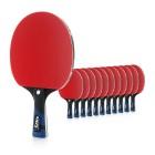 12 Raquettes ping pong d'interérieur Perform 500