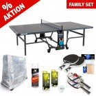 Kit familial de tennis de table « Outdoor All in one »