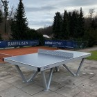Table de tennis de table extérieure anthracite