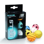 Balles de tennis de table Sport FUN 6 pcs.