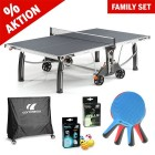 Kit familial de tennis de table « All in one »
