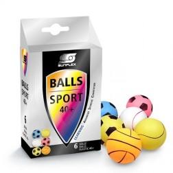 Balles de tennis de table Sport FUN