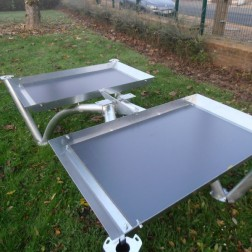 Notice kit lestage table park