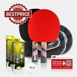 Set de ping-pong Premium Cornilleau
