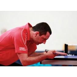 Cours de tennis de table Professeur / élève de sport