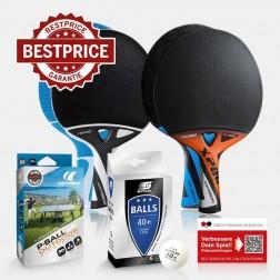 Set de raquettes ping-pong pour l'extérieur