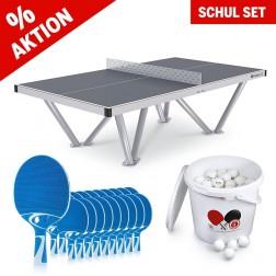Ensemble scolaire de tennis de table (entreprises et parcs)