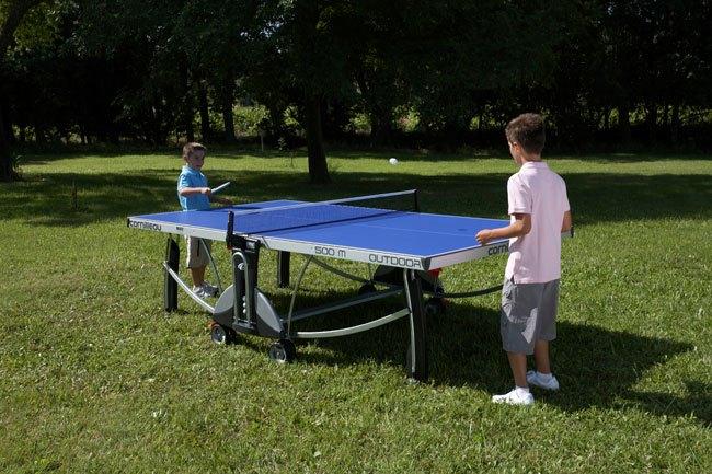 Cornilleau ping pong for Tennis de table exterieur